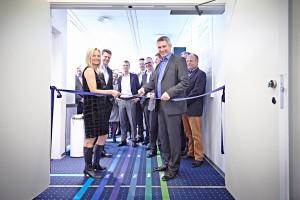 Åbning af IBM Client Center Copenhagen